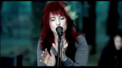 Paramore achtergrond titled Decode