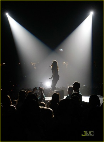 Demi @ MGM Grand Garden Arena