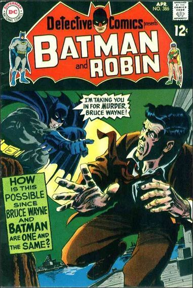 BATMAN in Detective Comics #844 - Zatana - (2008)