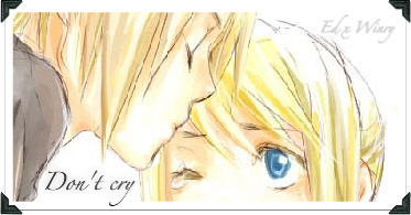 Don't Cry (signature)