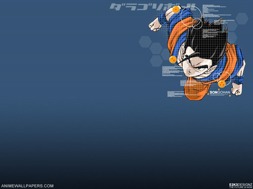 Dragon Ball - dragon-ball-z Wallpaper