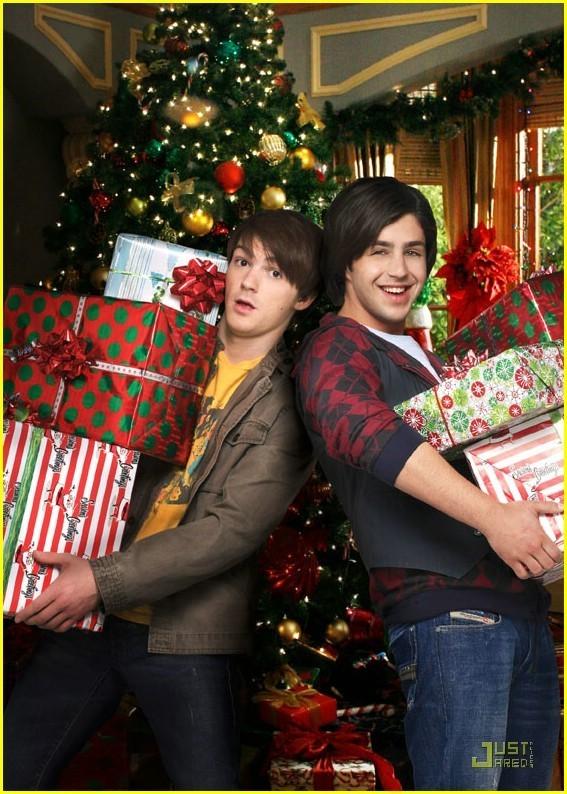 Drake And Josh Weihnachten.Drake Josh Christmas Drake And Josh Photo 2907430 Fanpop