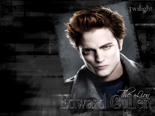 Edward Cullen &lt;3 - edward-cullen Wallpaper