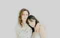 Emily  & Zooey - deschanel wallpaper