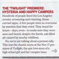Entertainment Weekly - twilight-series photo
