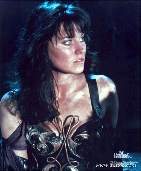 Xena  Warrior Princess Evil XenaXena Warrior Princess Angry