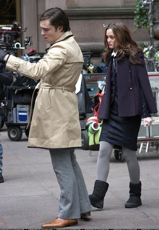 GOSSIP GIRL > Behind The Scenes