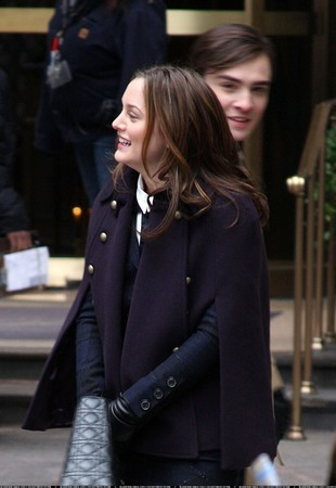 GOSSIP GIRL Behind The Scenes