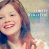 James Potter Relation's Georgie-Icons-georgie-henley-2984868-100-100