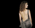 Grey dress1 - melina-kanakaredes wallpaper