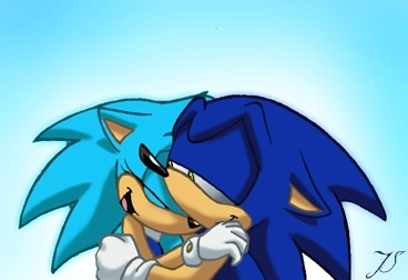 Happy Sweet 16 Sonic!!