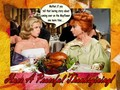 Happy Thanksgiving Day From Samantha & Endora - bewitched wallpaper