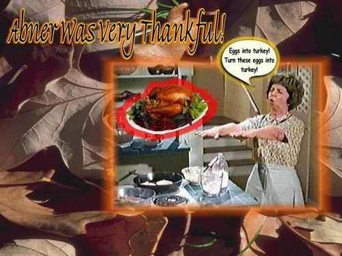 Have A Bewitched Thanksgiving Day!  2008
