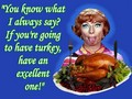 Have A Verliebt in eine Hexe Thanksgiving Tag From Endora!