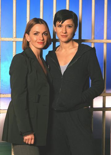Helen and Nikki