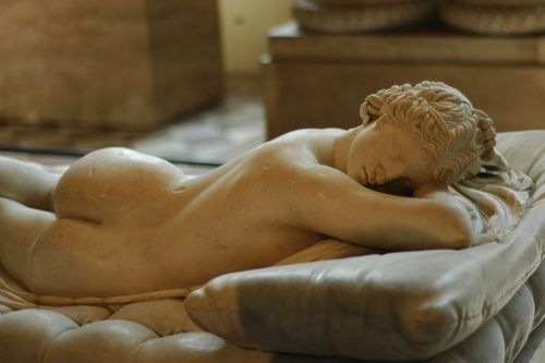 Hermaphroditus - greek-mythology Photo