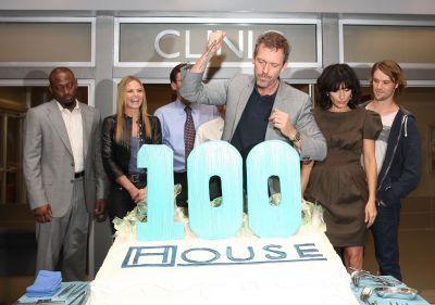 House 100th Episode Celebration - 11. 03.