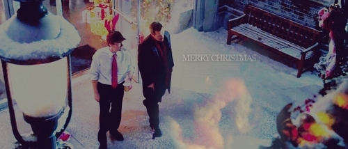 House MD Christmas Banner