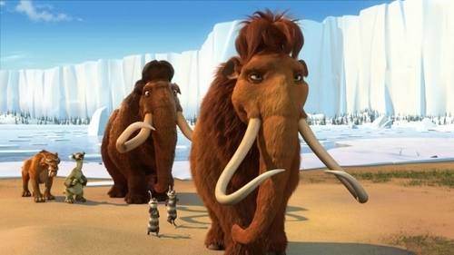 आइस ऐज वॉलपेपर possibly with a pacific walrus and an atlantic walrus called Ice Age 2: The Meltdown