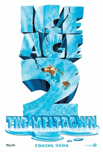Ice Age wallpaper entitled Ice Age 2: The Meltdown
