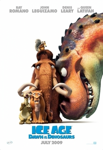 Ice Age achtergrond entitled Ice Age 3: Dawn of the Dinosaurs