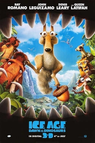 Ice Age wallpaper with anime entitled Ice Age 3: Dawn of the Dinosaurs