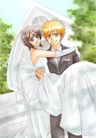 IchiRuki wedding день