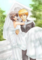 IchiRuki wedding day