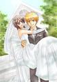 IchiRuki wedding day
