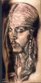 Jack Sparrow - tattoos photo