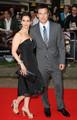 Jason Bateman and His Wife at Hancock UK Premiere