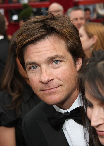 Jason Bateman at the 80th Annual Academy Awards