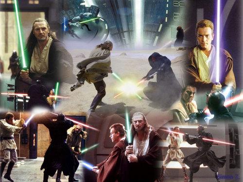 Jed vs. Sith