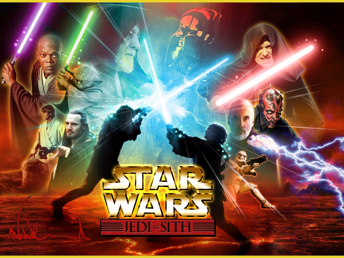 Star wars jedi vs sith