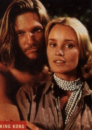 Jeff Bridges And Jessica Lange