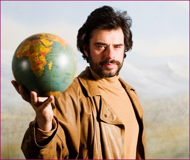 Flight of the Conchords wallpaper entitled Jemaine (Ronald Chevalier)