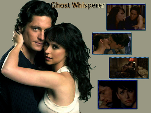 ghost whisperer how did jim and melinda meet