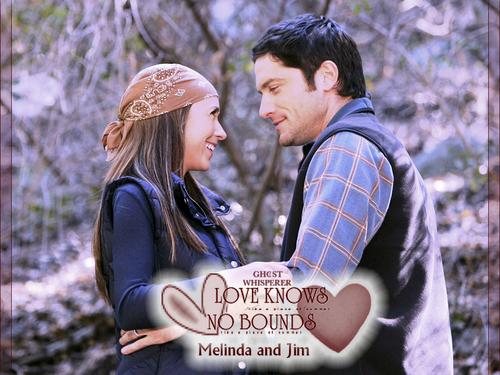 Jim & Melinda 壁纸