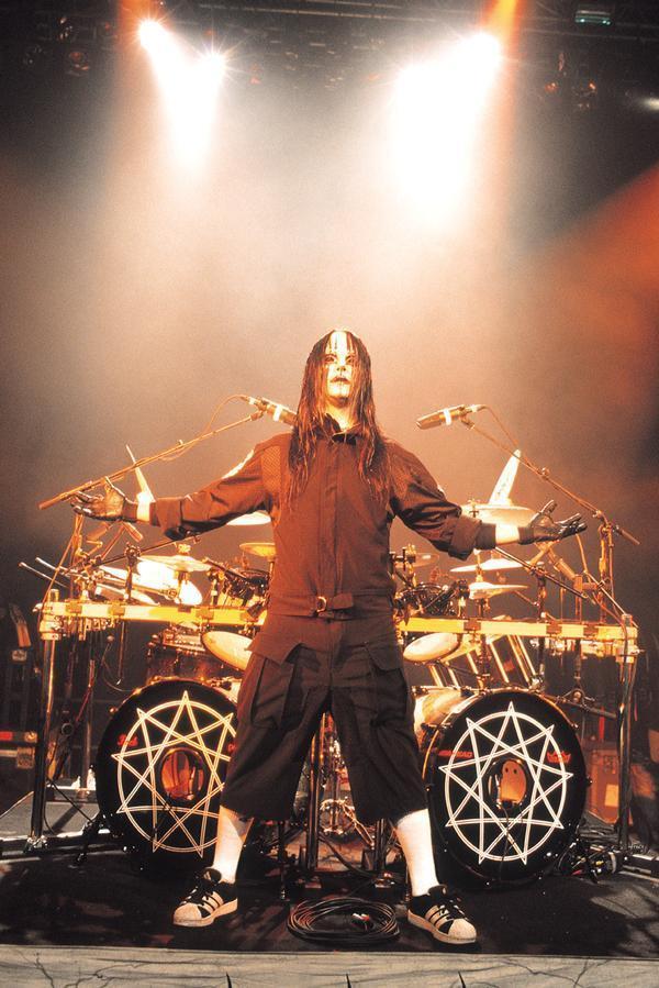 Joey - Slipknot Photo (2932440) - Fanpop  Joey Jordison Drums Wallpaper