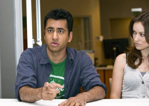 Kal Penn and Olivia Wilde