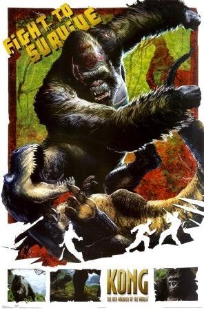 King Kong 2005 Movie Poster - King Kong Photo (2978473) - Fanpop
