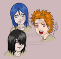 Konan, Yahiko, and Nagato