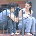 Kristen Stewart Smoking Weed!!