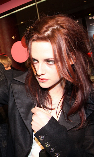 Kristen @ Twilight Premiere Germany