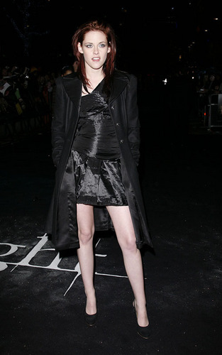 Kristen @ Twilight UK Premiere