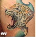 Leopard - tattoos photo