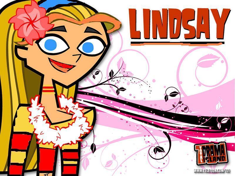 Lindsay (sorta messed, but still Lindsay)