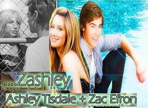 Love is forever, Love is Zashley