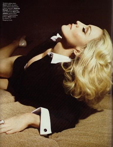madonna ELLE Magazine
