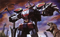 Megazord - the-power-rangers wallpaper